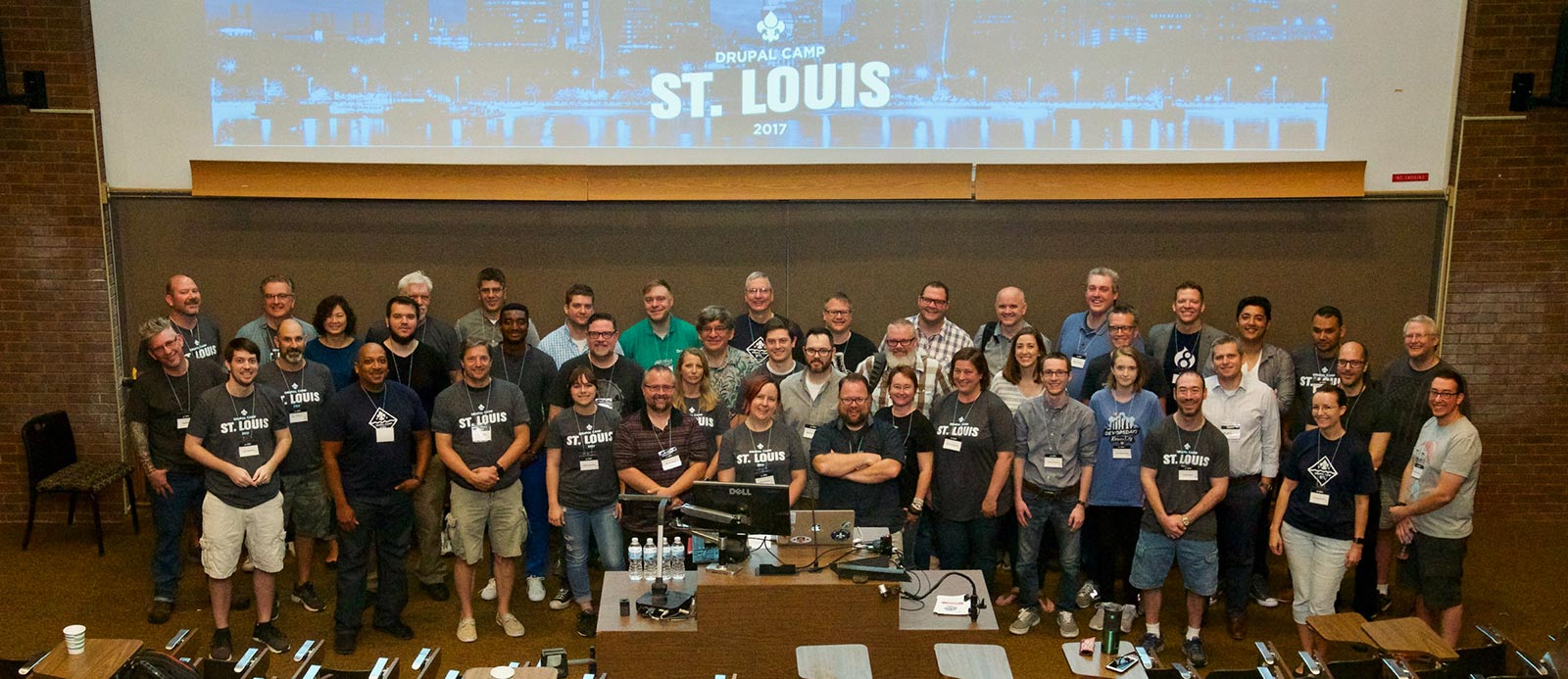 2017 Drupal Camp St. Louis Participants